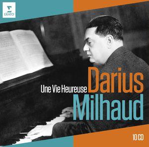【輸入盤CD】Milhaud / Darius Milhaud 40th Anniversary - Une Vie Heureuse