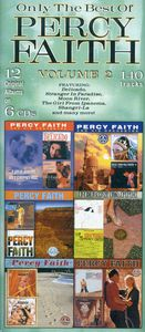 【送料無料】Percy Faith / Only The Best Of Percy Faith 2 (輸入盤CD) (パーシー・フェイス)