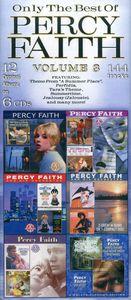 【送料無料】Percy Faith / Only The Best Of Percy Faith 3 (輸入盤CD) (パーシー・フェイス)