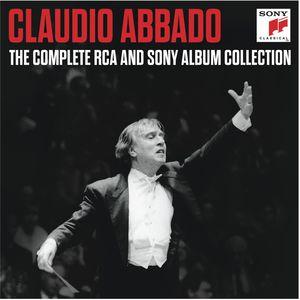 【送料無料】Claudio Abbado / RCA & Sony Album Collection (Box) (輸入盤CD)( クラウディオ・アバド)