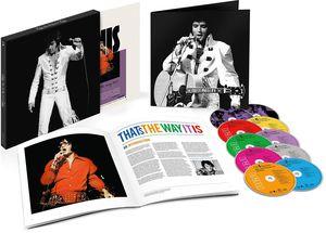 【送料無料】Elvis Presley / That's The Way It Is (Box) (輸入盤CD)( エルヴィス・プレスリー)