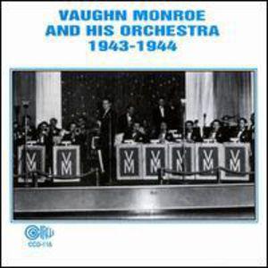 ただ今クーポン発行中です 輸入盤CD 新作入荷!! Vaughn 信託 Monroe Orchestra ヴォーン モンロー 1943-44