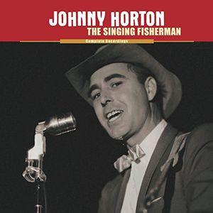 【送料無料】Johnny Horton / Singing Fisherman (輸入盤CD)(ジョニー・ホートン)