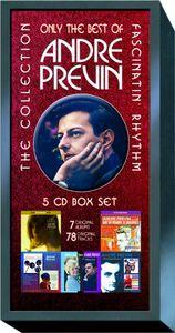 (輸入盤CD) / ONLY THE PREVIN 【送料無料】ANDRE PREVIN ANDRE (アンドレ・プレヴィン) OF BEST