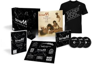 【輸入盤CD】【送料無料】Boney M. / Boney M.-Diamonds (40th Anniversary Edition)(ボニーM)