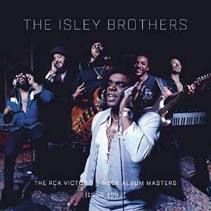 【送料無料】Isley Brothers / RCA Victor & T-Neck Album Masters (1959-1983) (輸入盤CD)(アイズレー・ブラザーズ)