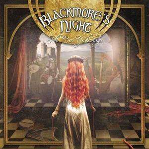 【送料無料】Blackmore's Night / All Our Yesterdays (w/DVD+LP+T-Shirt) (Limited Edition) (輸入盤CD)(ブラックモアズ・ナイト)