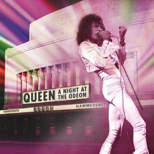 【送料無料】Queen / A Night At The Odeon (w/DVD+Blu-ray) (Box) (輸入盤CD)(クイーン)