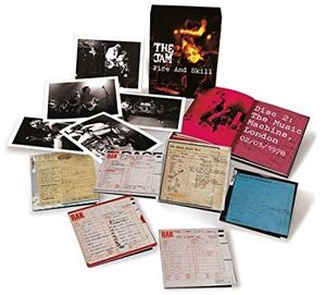 【送料無料】Jam / Fire & Skill: The Jam Live (Box) (輸入盤CD)(ジャム)
