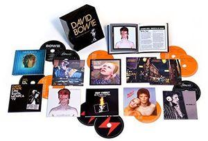 【送料無料】David Bowie / Five Years 1969-1973 (Box) (輸入盤CD)(デヴィッド・ボウイ)
