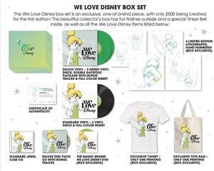 【輸入盤CD】VA / We Love Disney (Box)