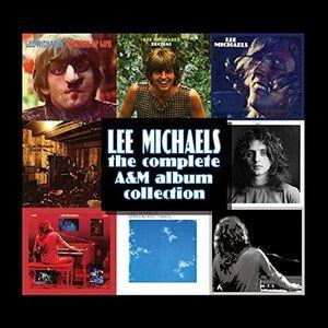 【送料無料】Lee Michaels / Complete A&M Albums (輸入盤CD)(リー・マイケルズ)