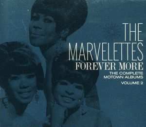 【輸入盤CD】【送料無料】Marvelettes / Forever More: The Complete Motown Albums 2 (Box) (マーヴェレッツ)