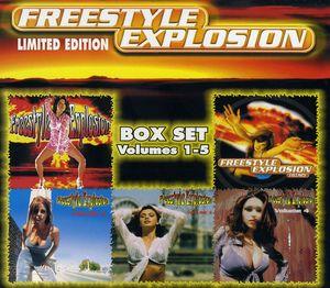 輸入盤CD VAFREESTYLE EXPLOSION 1 5l1TFKc3J