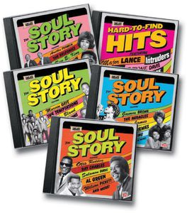 【輸入盤CD】【送料無料】VA / Soul Story Infomercial Set (Box)
