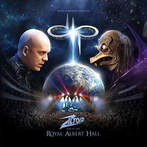 【送料無料】Devin Townsend Project / Devin Townsend Presents: Ziltoid Live At The Royal Albert Hall (w/DVD+Blu-ray) (輸入盤CD)