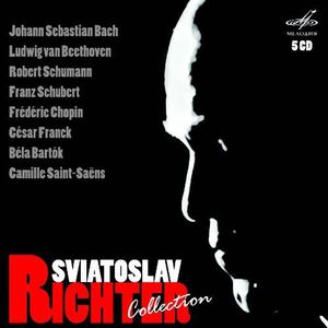 【輸入盤CD】Richter/J.S. Bach/Beethoven / Sviatoslav Richter Collection (Box)