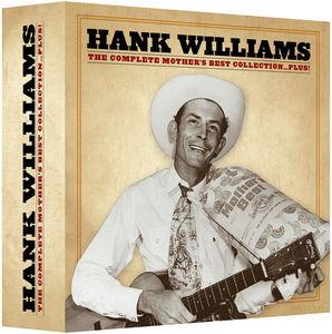 【送料無料】Hank Williams / Hank Williams: Mother's Best Plus Collection (Box) (輸入盤CD)【K2016/6/10発売】(ハンク・ウィリアムス)