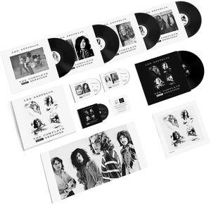 【送料無料】Led Zeppelin / Complete BBC Sessions (w/LP) (Deluxe Edition) (輸入盤CD)【K2016/9/16発売】(レッド・ツェッペリン)