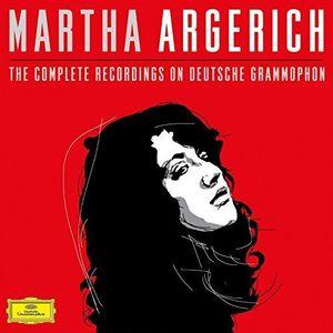 【送料無料】Martha Argerich / Complete Recordings On Deutsche Grammophon (Box) (輸入盤CD) (マルタ・アルゲリッチ)