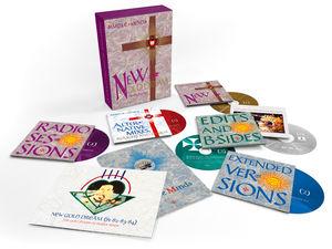 【輸入盤CD】【送料無料】Simple Minds / New Gold Dream: Super Deluxe (w/DVD) (Box) 【K2016/8/5発売】(シンプル・マインズ)