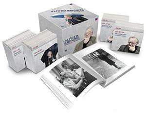 【送料無料】Alfred Brendel / Complete Recordings (Box) (輸入盤CD)(アルフレッド・ブレンデル)