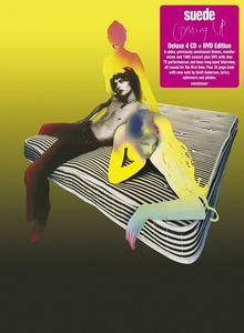 【送料無料】Suede / Coming Up: 20th Anniversary Edition (w/DVD) (輸入盤CD)【K2016/10/7発売】(スエード)