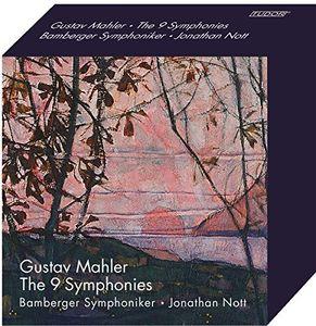 【送料無料】Mahler/Symphoniker/Braun / Mahler: 9 Symphonies (輸入盤CD)【K2016/9/9発売】