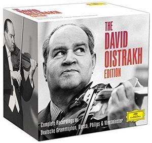 【送料無料】David Oistrakh / David Oistrakh Edition: Complete Recordings On (輸入盤CD)【K2016/12/23発売】