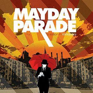 Mayday Parade / Lesson In Romantics (Digipak) (수입반CD)(메이 데이・퍼레이드)