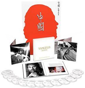 【送料無料】Vangelis / Vangelis: Delectus (Box) (輸入盤CD)【K2017/2/10発売】 (ヴァンゲリス)