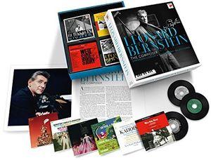 【送料無料】Leonard Bernstein / Leonard Bernstein: The Composer (Box) (輸入盤CD)【K2017/3/31発売】(レナード・バーンスタイン)