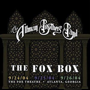 【輸入盤CD】Allman Brothers Band / Fox Box (Box)【K2017/5/12発売】(オールマン・ブラザーズ・バンド)