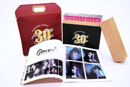 【送料無料】久保田利伸 / 30th Anniversary Vinyl Collection [完全生産限定盤] 【LPレコード】【★】【割引中】