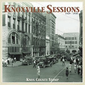 【送料無料】VA / Knoxville Sessions 1929-1930: Knox County (輸入盤CD)【K2016/8/12発売】