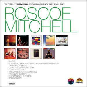 【送料無料】Roscoe Mitchell / Roscoe Mitchell - The Complete Remastered (輸入盤CD) (ロスコー・ミッチェル)