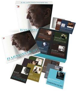 【輸入盤CD】【送料無料】Nikolaus Harnoncourt / Harnoncourt - The Complete Sony Recordings (w/DVD) 【K2016/10/7発売】