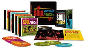 【送料無料】VA / Soul Of The 60s (輸入盤CD)【K2017/3/31発売】