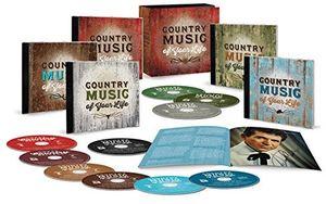 【送料無料】VA / Country Music Of Your Life (Box) (輸入盤CD)【K2017/4/7発売】
