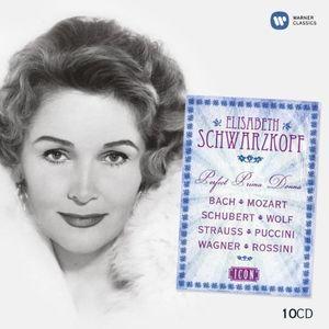 【送料無料】Elisabeth Schwarzkopf / Icon (Box) (輸入盤CD) (エリザベート・シュワルツコップ)