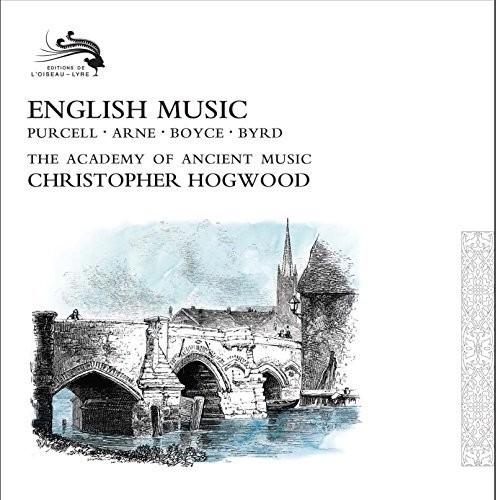 【輸入盤CD】Christopher Hogwood / English Music