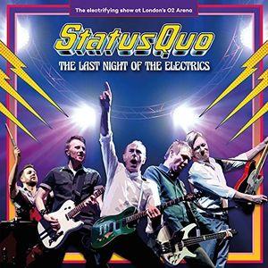 【送料無料】Status Quo / Last Night Of The Electrics (Box) (輸入盤CD)【K2017/7/21発売】(ステイタス・クォー)