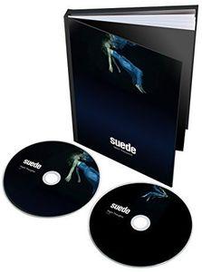 【送料無料】Suede / Night Thoughts: Special Edition Bookset (Special Edition) (輸入盤CD)(スエード)
