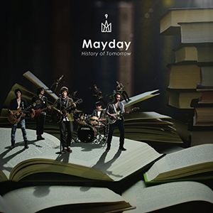 【送料無料】Mayday / History Of Tomorrow (JP Album)/Ltd CD+DVD Dlx (輸入盤CD)【K2017/2/17発売】