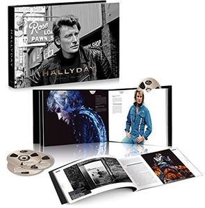【輸入盤CD】Johnny Hallyday / Official Mercury 1976-1984 【K2017/6/30発売】