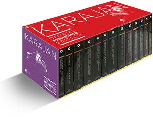 【輸入盤CD】【送料無料】Herbert Von Karajan / Complete Remastered Edition (Box) (リマスター盤) 【K2016/9/2発売】