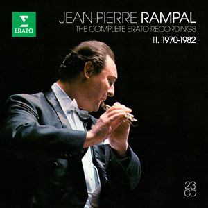 【輸入盤CD】Jean-Pierre Rampal / Complete Erato Recordings 3 (Box)