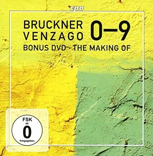 【送料無料】A. Bruckner/Northern Sinfonia/Mario Venzago / Bruckner: Complete Symphonies (w/DVD) (Box) (輸入盤CD)【K2016/7/8発売】