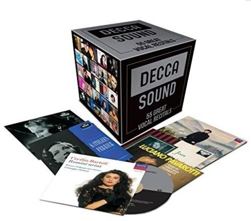 【輸入盤CD】【送料無料】VA / Great Vocal Recitals (Limited Edition) (Box) 【K2016/5/20発売】