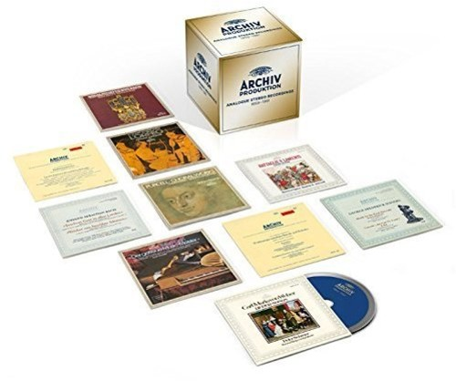 【輸入盤CD】VA / Archiv Produktion: Analogue Recordings 1959-1981 【K2016/5/20発売】